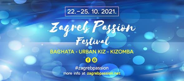 (APLAZADO) 4º Zagreb Passion Festival 2020 - SENSUAL EDITION