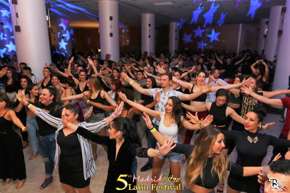Madrid Sur Latin Festival 2021 (6ª Edición)