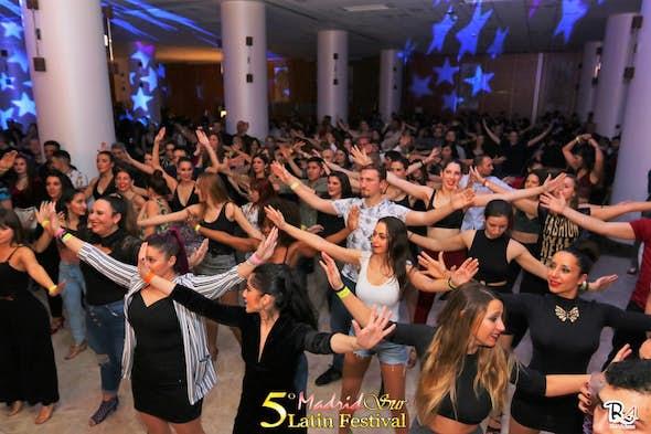 POSTPONED! Madrid Sur Latin Festival 2021 (6th Edition)