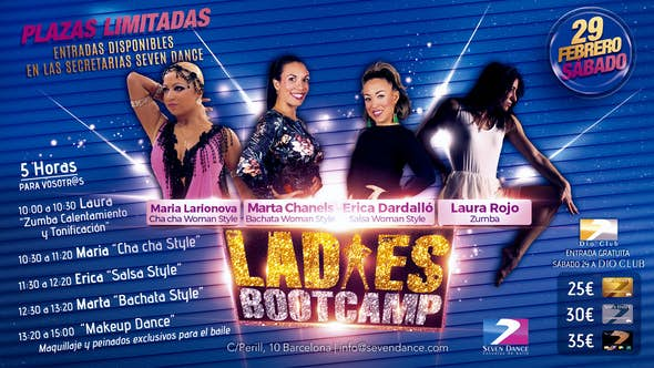 Ladies BootCamp 2020