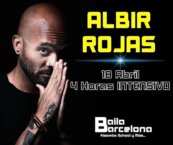 Intensivo 4h. con ALBIR ROJAS - 18 de Abril en Baila Barcelona