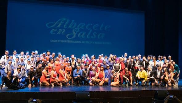 Albacete en Salsa 2021 - International Meeting of Salsa and Latin Rhythms (12th Edition)