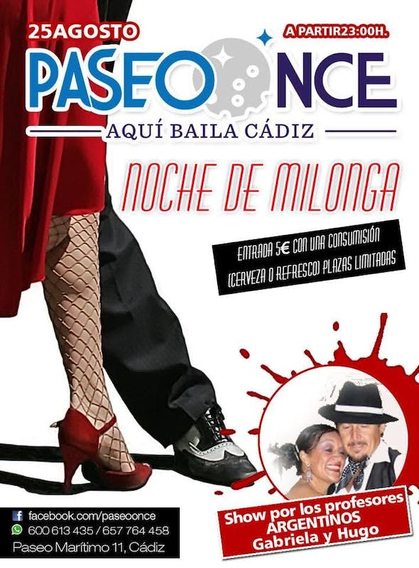 Milonga Night