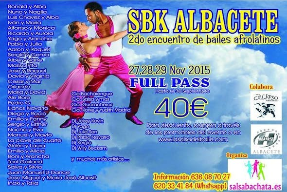 Albacete SBK 2015 (2nd Edition)