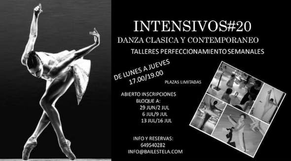 intensive# dance clasic