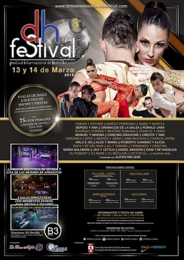 DH Festival Sevilla 2015