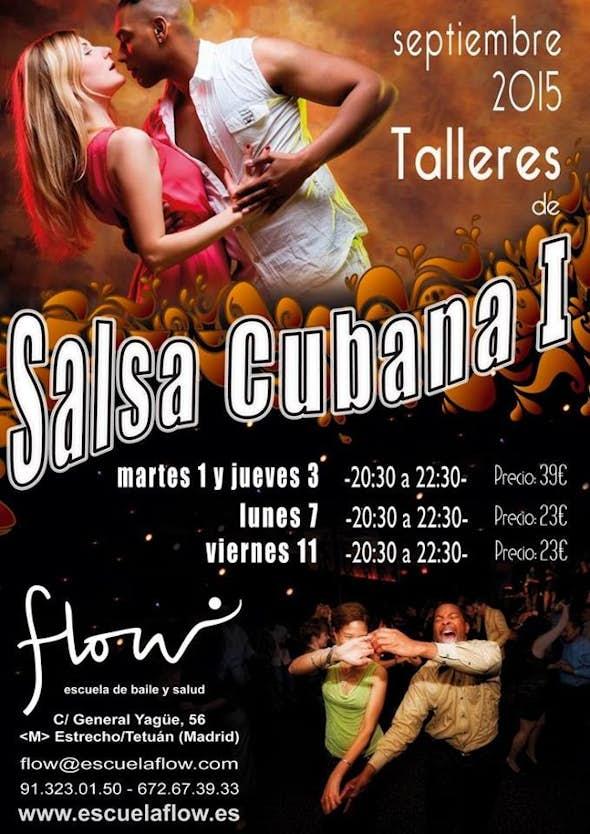 Intensivo Salsa Cubana I