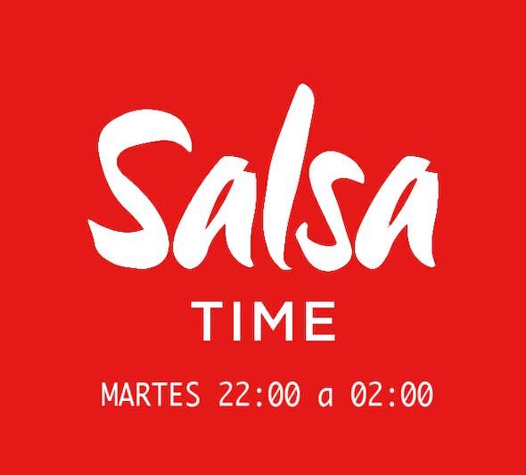 MARTES SALSA TIME BCN»SBK