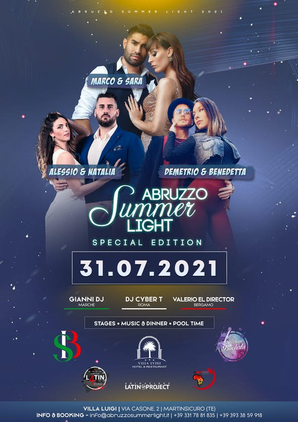 Abruzzo Summer Light 2021 - Special Edition