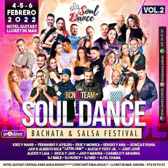 Souldance Bachata & Salsa Festival Vol.2 - Febrero 2022