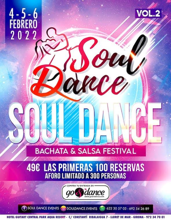Souldance Bachata & Salsa Festival Vol.2 - February 2022