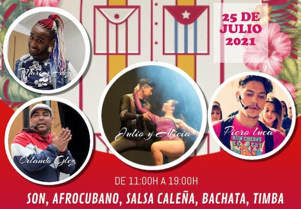 IX Master Dance de Bailes y Ritmos en Albacete - Julio 2021