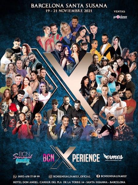 BCN Sensual Family Xperience Festival 2021