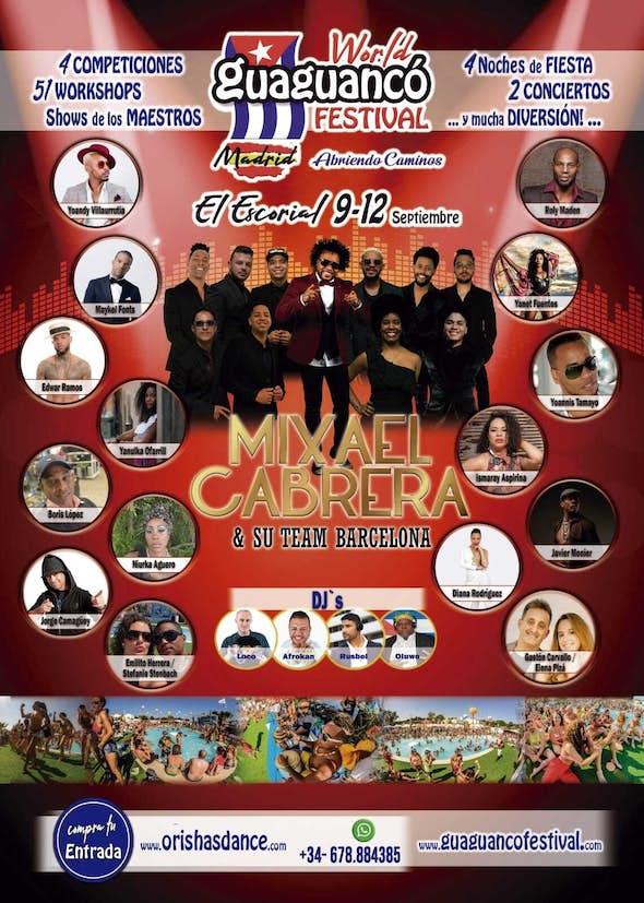 Guaguancó Festival World Madrid 2021