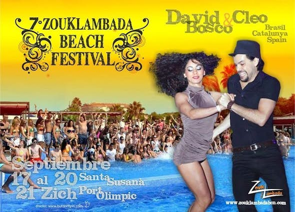 BEACH FESTIVAL ZoukLambada BARCELONA 2015 (7th Edition)