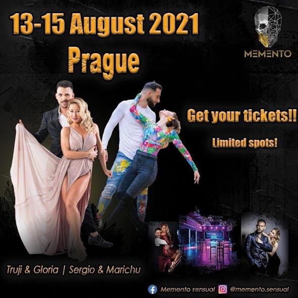 Prague Bachata Sensual Weekend - Agosto 2021