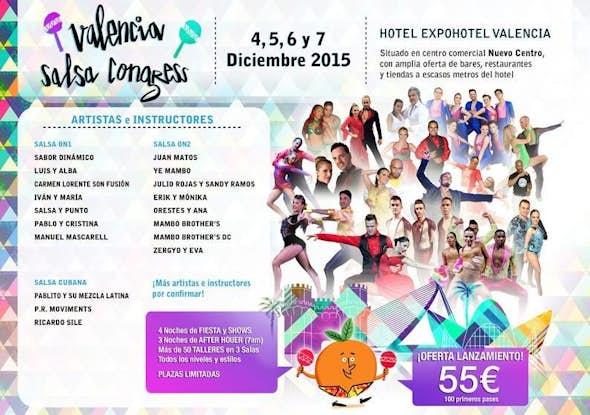 Valencia Salsa Congress