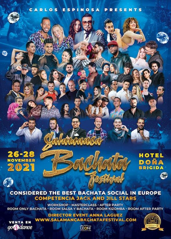 Salamanca Bachata Festival 2021