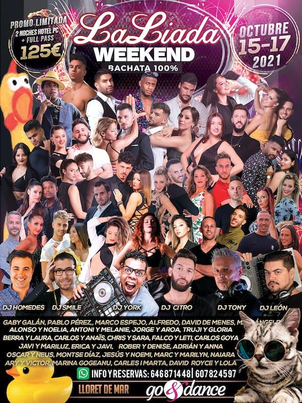 La Liada Weekend - Octubre 2021