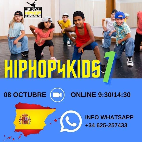 HipHop4Kids online