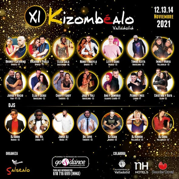 XI Kizombealo Valladolid 2021