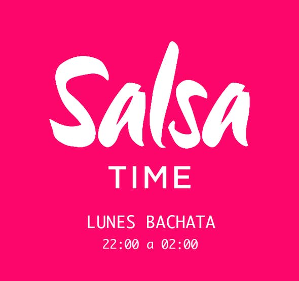 LUNES BACHATA ONLY NIGHT