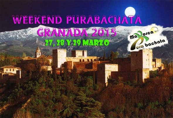 PuraBachata Granada 2015