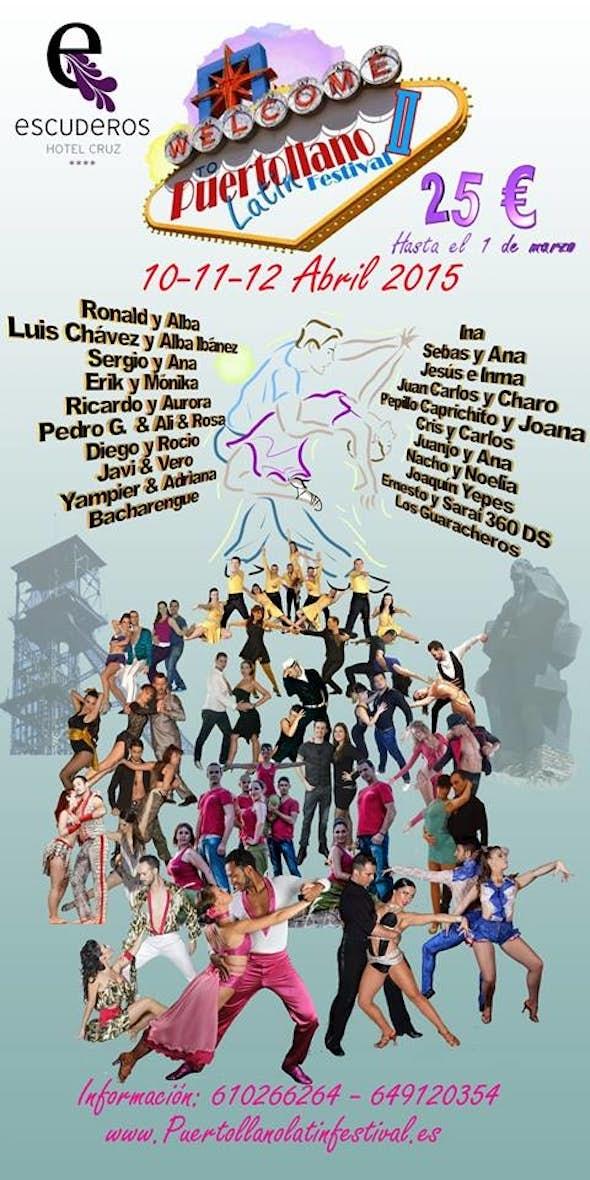 Puertollano Latin Festival 2015