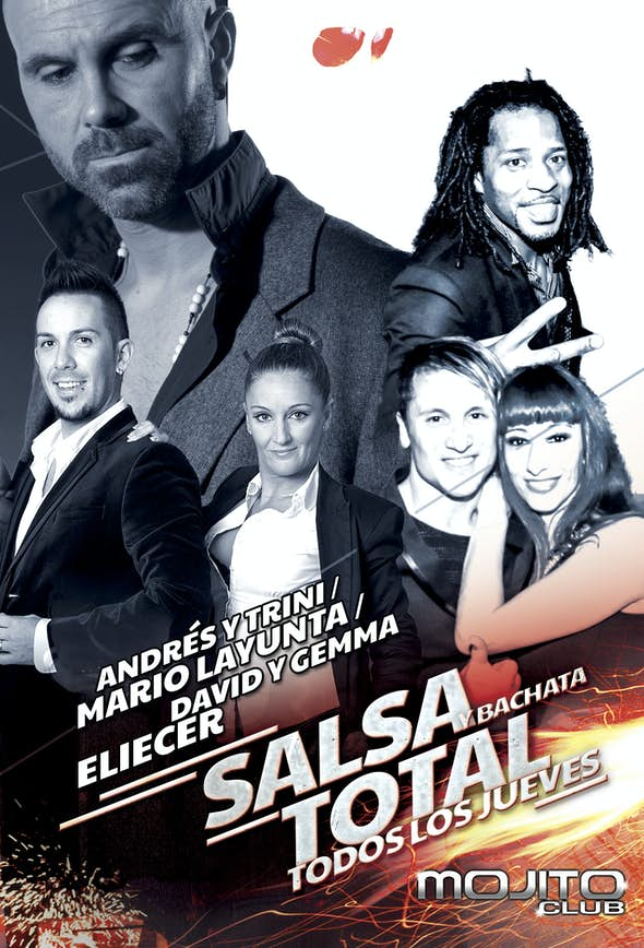SALSA TOTAL SESSION