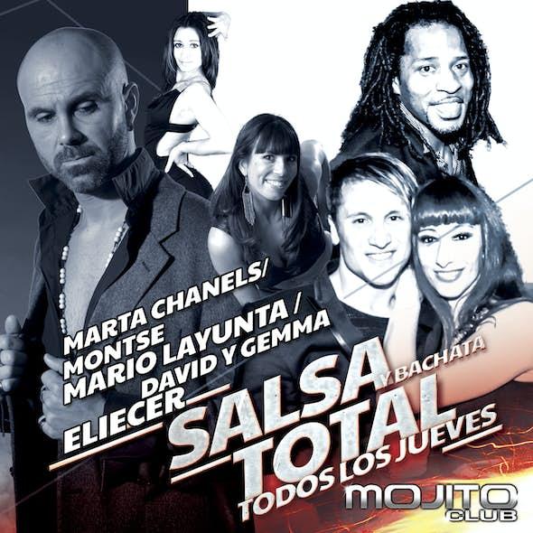 SESIÓN SALSA TOTAL