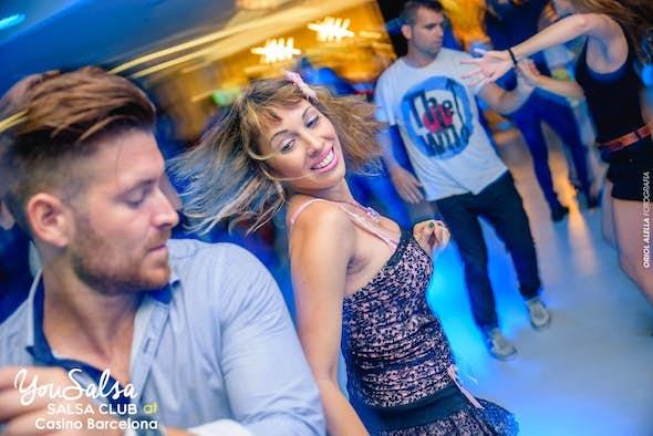 YouSalsa @ Casino Barcelona