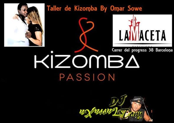 Kizomba Wednesday!!