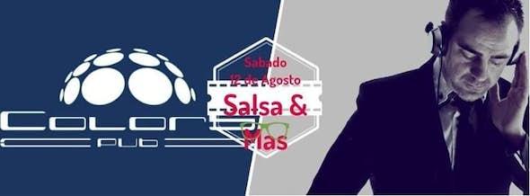 Salsa & Mas en Colors