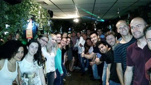 Free Salsa, Bachata, Zumba Class&Party (jueves)