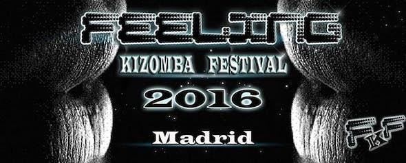 FEELING KIZOMBA FESTIVAL 2016