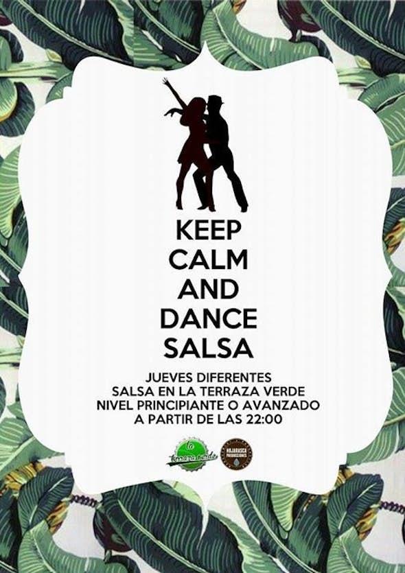 JUEVES DE SALSA en La Terraza @La Terraza Verde