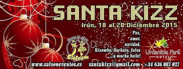 SANTA KIZZ Christmas Festival 2015
