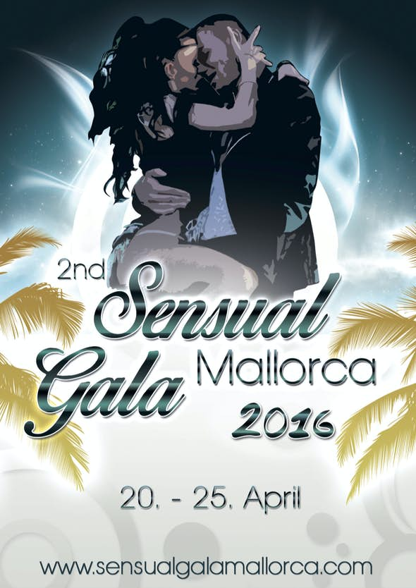 Sensual Gala Mallorca 2016