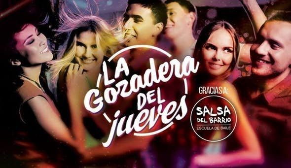 La Gozadera del Jueves de Salsa del Barrio