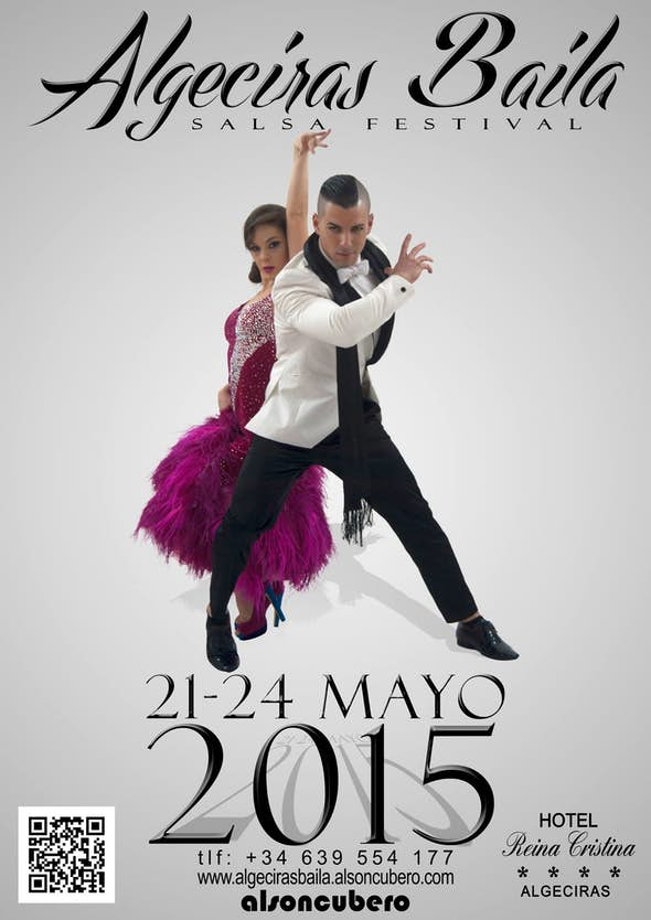 Algeciras Baila Salsa Festival 2015