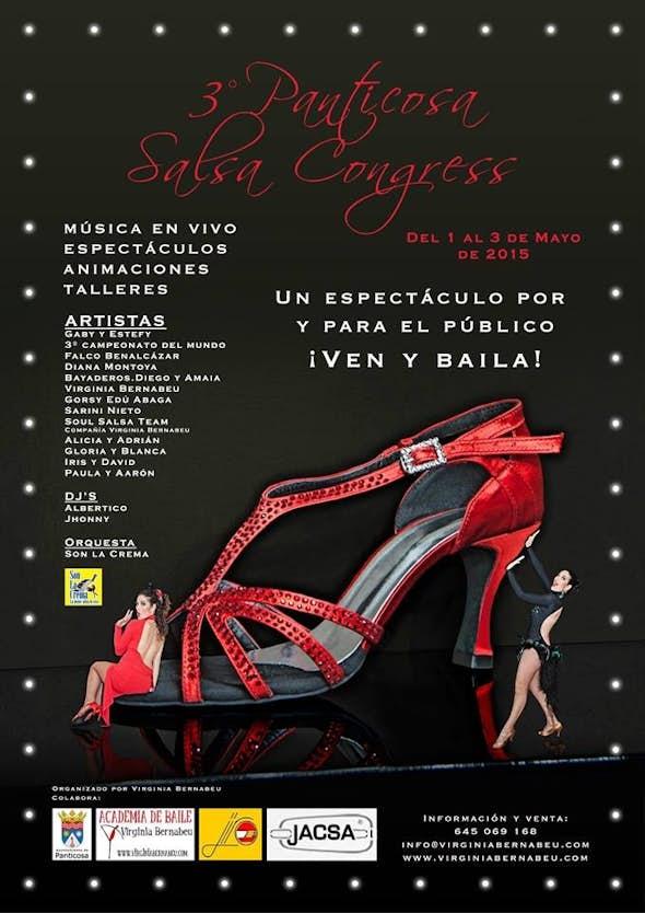 Panticosa Salsa Congress 2015