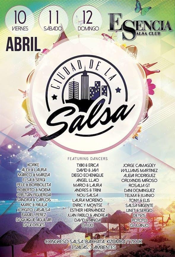 Ciudad de la Salsa 2015