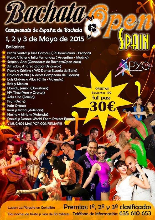 Bachata Open Spain 2015
