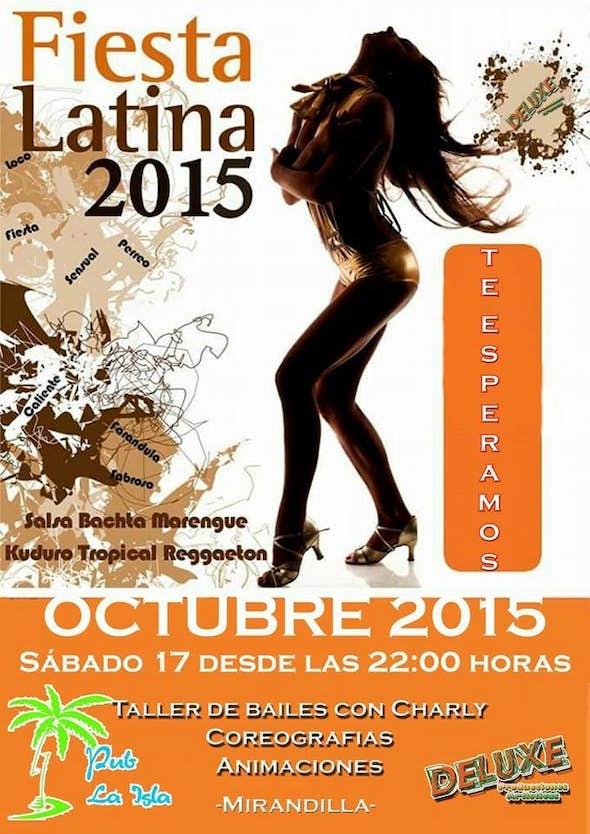 Latín party