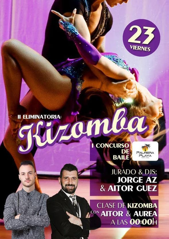 ELIMINATORIA DE KIZOMBA