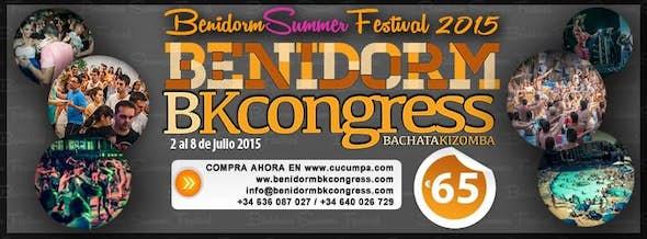 Benidorm BK Festival 2015