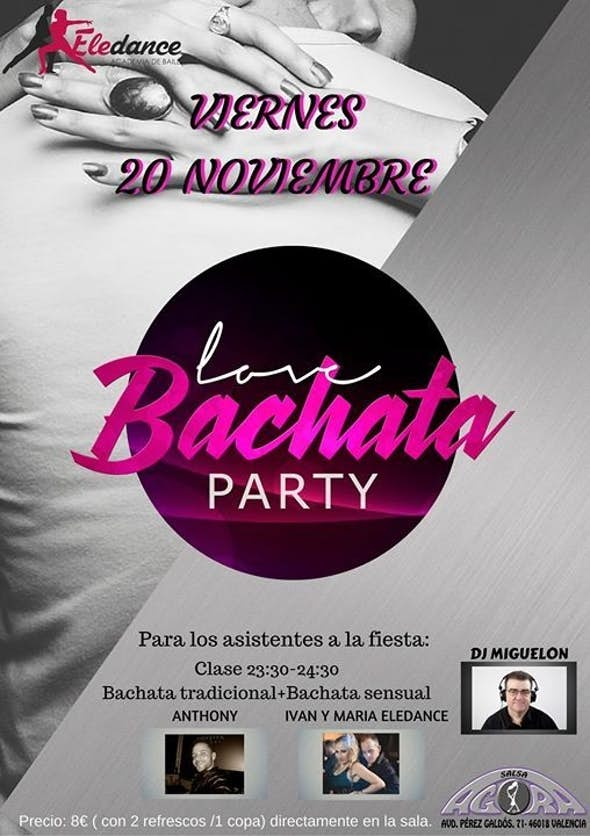 Love Bachata Party