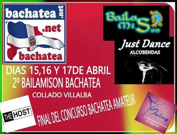 2º CONGRESO BAILAMISON BACHATEA 2016