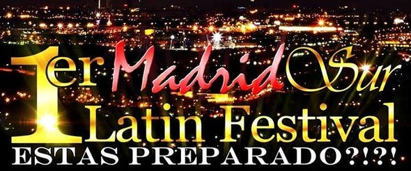 Madrid Sur Latin Festival 2016 (1st Edition)