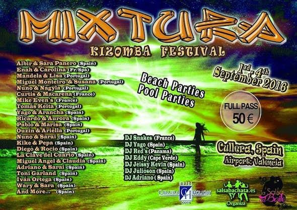Mixtura Kizomba Festival 2016 (2nd Edition)